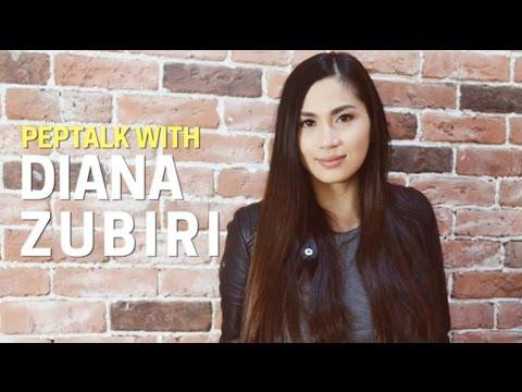 Diana Zubiri Full Interview | PEP TALK