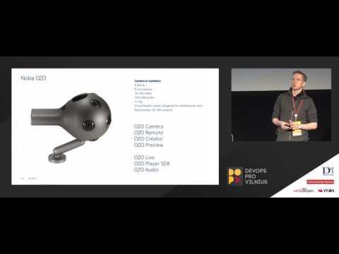 DevOps in world leading product development - Mikko Paukkila