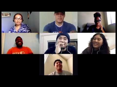 PeerForward Titan Talk by Aspire Langston Hughes Academy