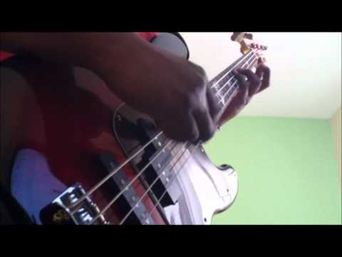 Metric - Combat Baby (Bass Cover)