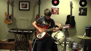 The Beatles- Any Time At All Rickenbacker 360/12c6