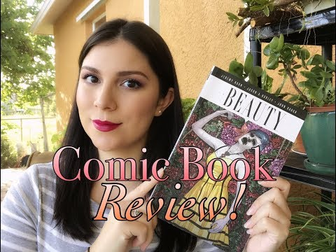 Comic Review/Discussion: The Beauty by Jeremy Haun, Jason A.Hurley, and John Rauch