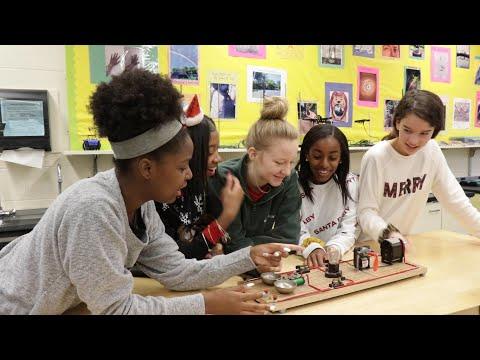The Bryn Mawr School Holiday Video 2019-2020