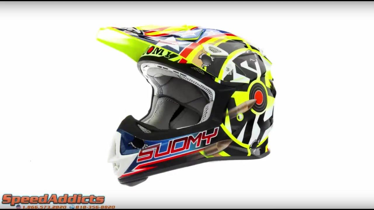 Suomy MX Jump Head Liner Large