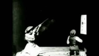 Annie Oakley 1894 Filmed by Thomas Edison