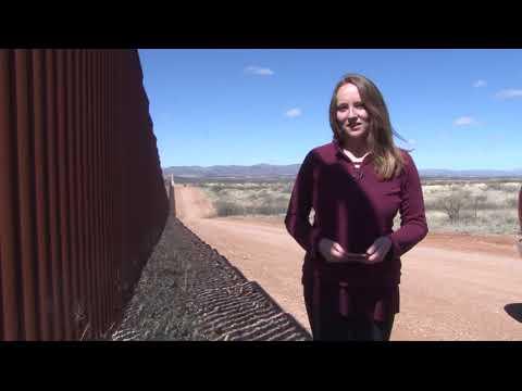 Interior Secretary Ryan Zinke visits Arizona to discuss border security | Cronkite News