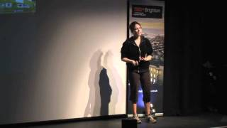 TEDxBrighton -- Sally Kettle  -- A Drop In the Ocean
