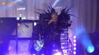 Skunk Anansie - Charlie Big Potato - LIVE - B'ESTFEST 2011 - iConcert.ro