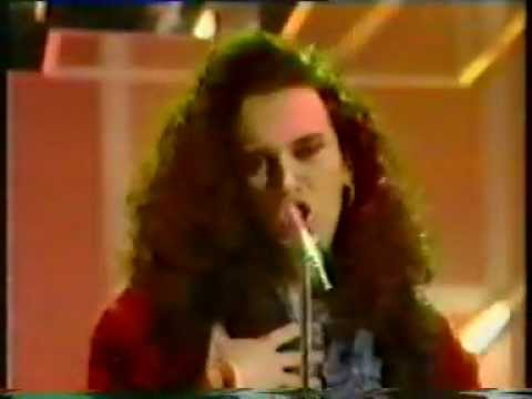 Dead Or Alive Pete Burns - Brand New Lover (BBC Tv 1986)