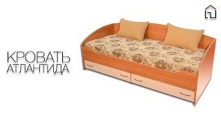 видео Кровать-чердак в Барнауле — купить детские кровати-чердаки в интернете
