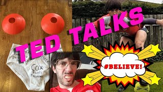 'Ted Talks' - New Boro Fan TV chat show with Ted Hanky (Pilot show)