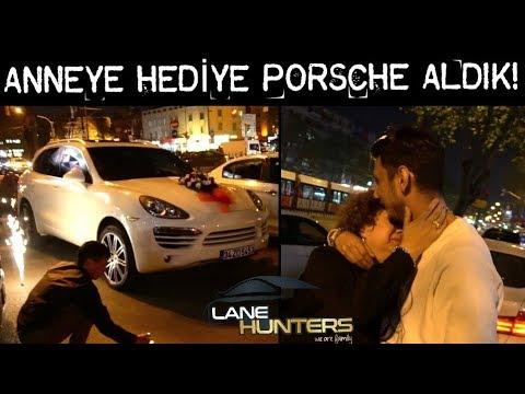 Anneye Muhteşem Sürpriz! | Porsche Cayenne Aldık!