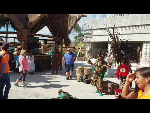 Costa Maya Port Entertainment 12-5-2018