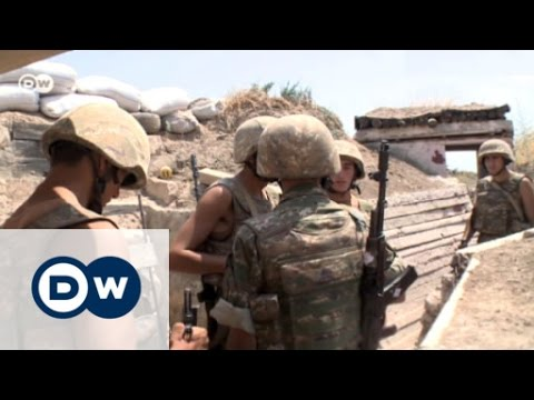 Nagorno Karabakh On The Front Line Focus On Europe Youtube