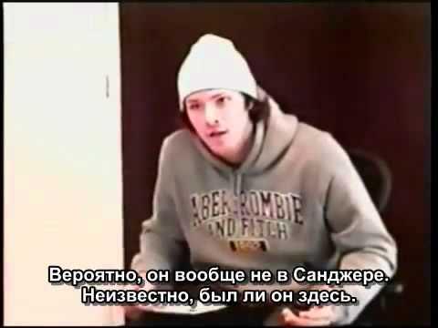 Джаред Падалеки на прослушивании на роль Сэма