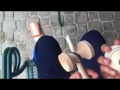 KendamaUSA kaizen craft slim unboxing