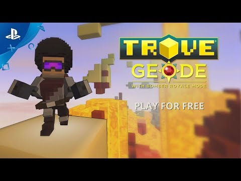 Trove – Bomber Royale Accolades Trailer | PS4