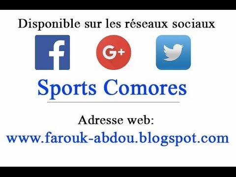 Lesotho 1-1 Comores préliminaires Coupe du Monde 2018