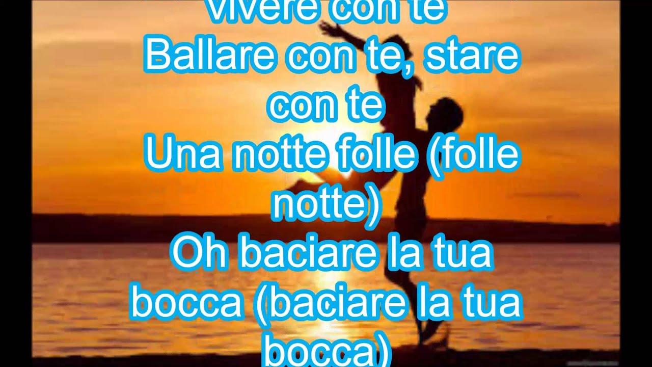 Enrique Iglesias Bailando Traduzione Ita Youtube