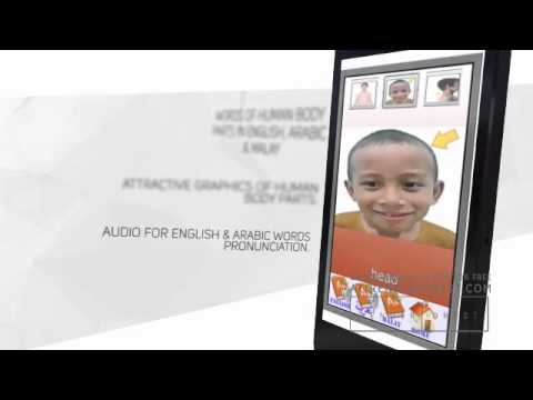 Picture Dictionary Apps Promo