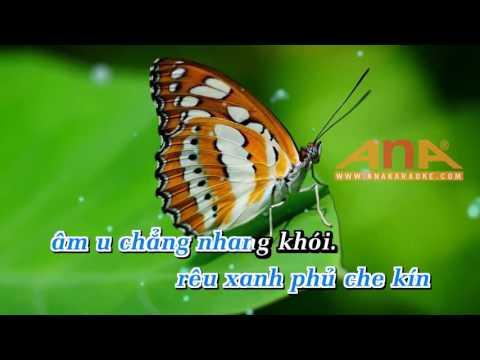 DOI THONG HAI MO KARAOKE NHAC SONG ANA
