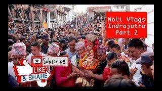 Indra jatra part 2
