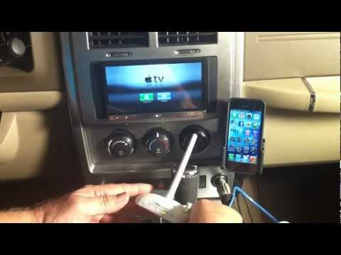 AppleTV in your car