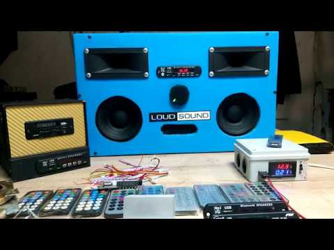 Mp3 модуль MP3 плеер, декодер Bluetooth модуль