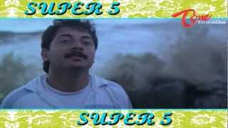 Telugu Songs | Superhit Telugu Movie Video Songs Collection| Back To Back