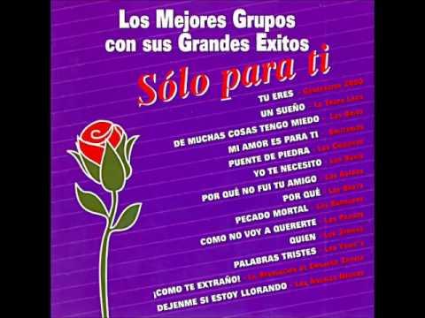 Los Yonics - Palabras Tristes