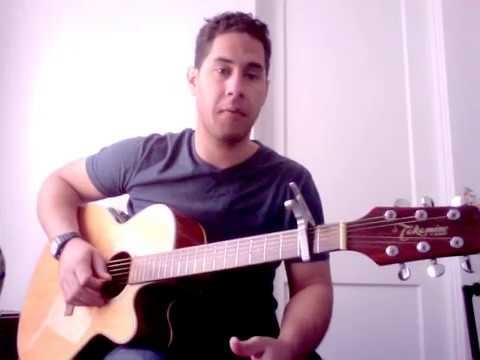 "How to Play Lead Guitar for ""I Give Myself Away"" by William McDowell ..."