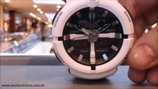 Coleção G-SHOCK GA-500 - New Look Time Relógios