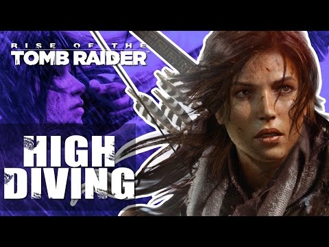Rise of the Tomb Raider: High Diving Challenge (Geothermal Valley)