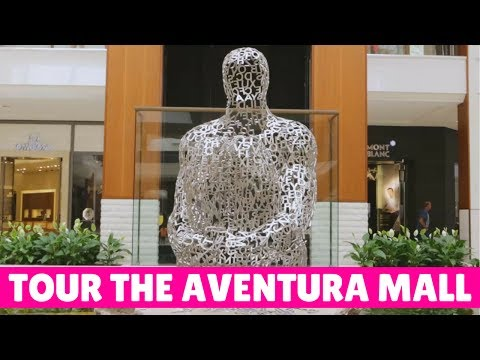 Florida Travel: Shop Aventura, the 3rd Largest Mall in the US