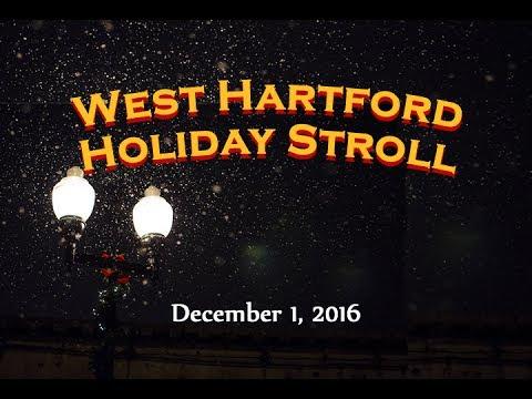 2016 West Hartford Holiday Stroll