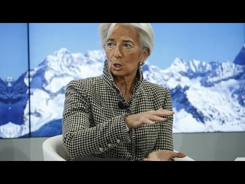 C.A.R: IMF boss Lagarde in Bangui to assess recovery reforms