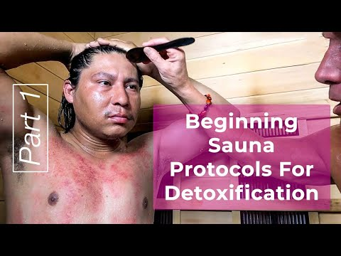 Beginning Sauna Protocols for Detoxification Part 1 | Dr. Robert Cassar