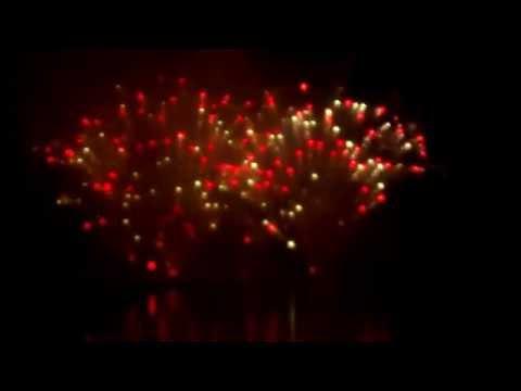 full 2014 Riverfest Fireworks towanda,pa 1080p HD