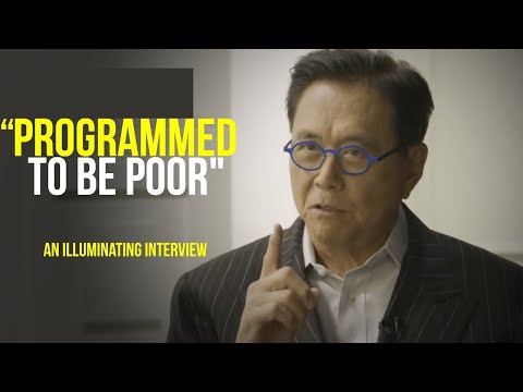 THEY WANT YOU TO BE POOR - An Eye Opening Interview