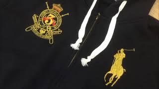 Мужской спортивный костюм Polo Ralph Lauren в видео обзоре