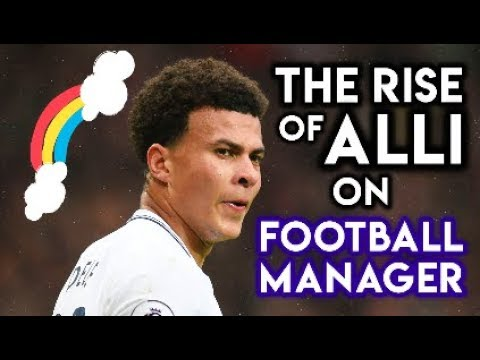 Dele Alli NOW - According to Football Manager 2014