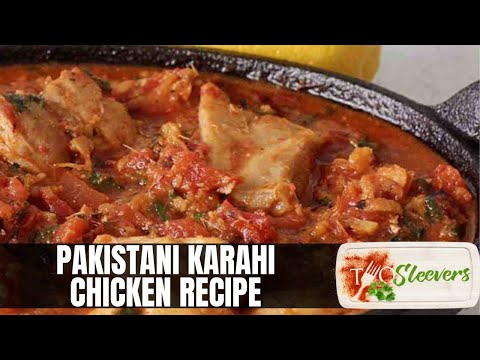 Pakistani Karahi Chicken | Pressure Cooker Recipe – TwoSleevers