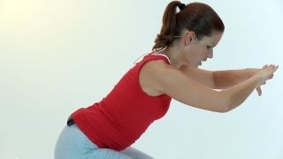 Übungen im Stehen-Oberschenkel und Po Workout