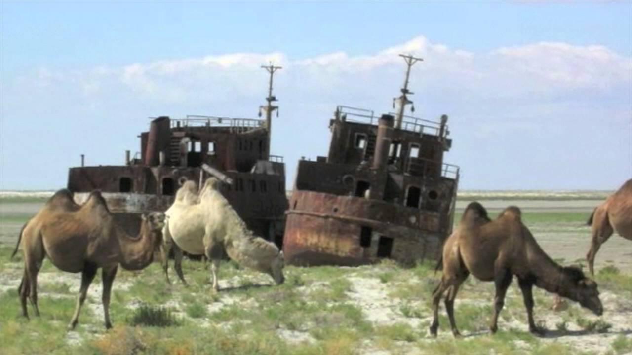 Aral Sea Crisis - YouTube