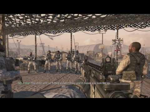 MW2 - Sgt. Foley WTF?