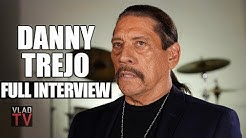 Danny Trejo on Criminal Past, Acting Career, 'American Me' Drama, Mexican Mafia (Full Interview)