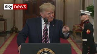 Trump on impeachment: 'It was evil, it was corrupt, it was dirty cops'