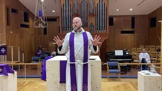 Sermon, Lent III, March 7, 2021