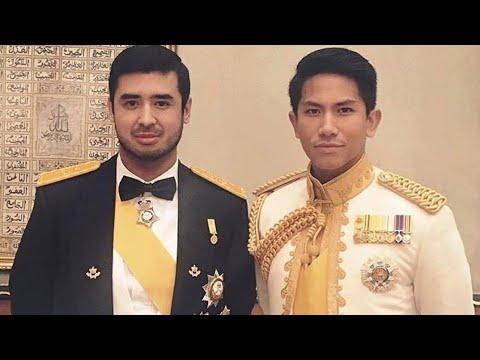 Royal Highness Prince Abdul Mateen at HM Golden Jubilee