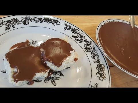 Chocolate Gravy - 100 Year Old Recipe - The Hillbilly Kitchen